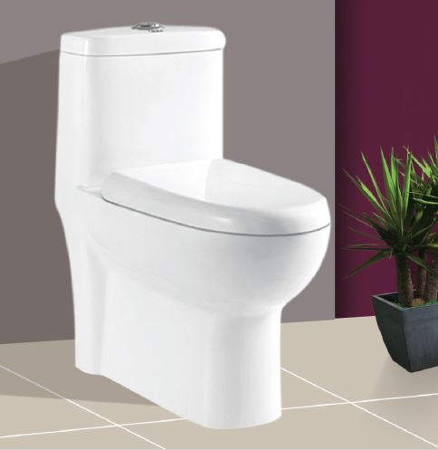 Carlie Siphonic One Piece Toilet